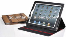 new design neoprene leather protective case for ipad2