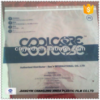 LDPE/HDPE biodegradable adhesive plastic bag