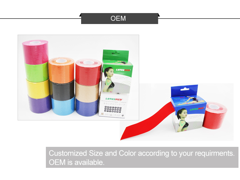 Sports Kinesiology Tape with Low Price