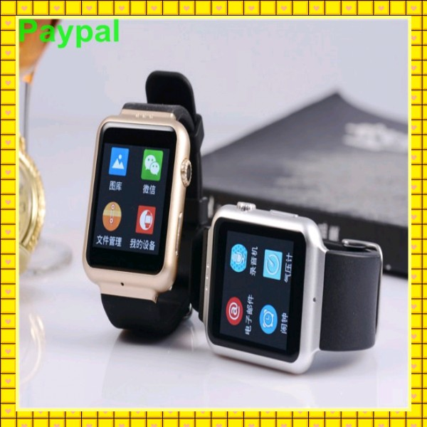 high quality 3g smart watch phone android waterproof ip67