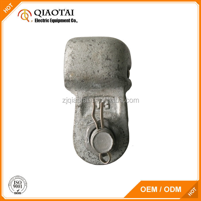 China factory supply galvanized socket clevis