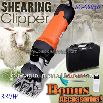 380W Sheep Clipper heavy duty