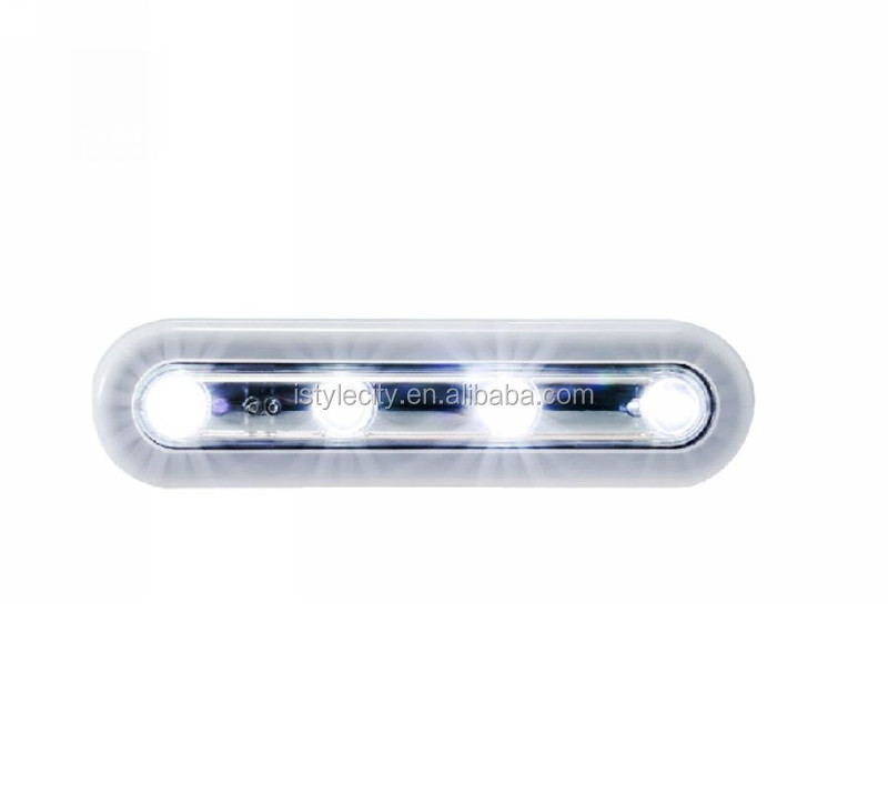 OEM battery operated LED top mounted Cabinet Light
