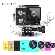 Professional HD 1080P outdoor waterproof A9 mini 4K HDV action sport camera with wifi