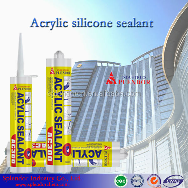 Cheap Acetic Silicone Sealant/ general purpose silcone sealant for household/ pipe silicone sealant adhesives