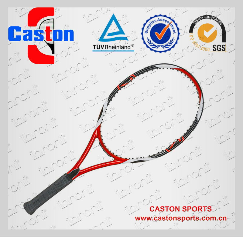 High carbon fiber foam tennis racket