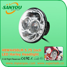 Best quality 4450LM 78W led light car motocycle with hi/lo beam best off road lights