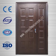 High Quality Commercial Double Steel Door With Competitive Price