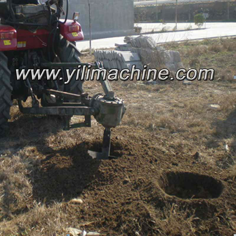 soil hole digger/mini digger for garden