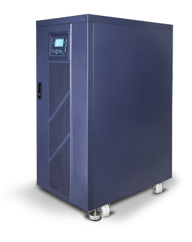 On-line Type and Overvoltage Protection 3kva/2.4kw Tower Online Three Phase UPS