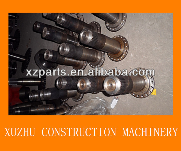 XCMG Wheel Motor Grader Spare Parts Sprocket Shaft