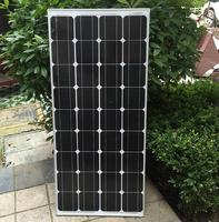 Cheap China Solar Panel 100w 12V Mono Placas Solares Solar Energy Plate Photovoltaic Cell For Motorhome PV Panels
