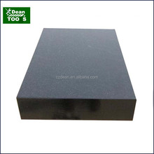 Marble Granite platform 500*500mm with00 grade precision, granite test flat square gauge right angle ruler