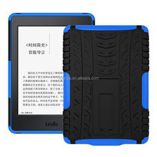 Buy direct from china Slim armor kickstand pc tpu hard cover for amazon kindle paperwhite 3 case made in china