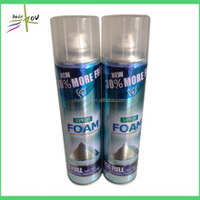 Cool styling adhesive strong lasting hair silicone spray