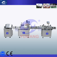 Automatic Electronic Cigarette Liquid Filling Production