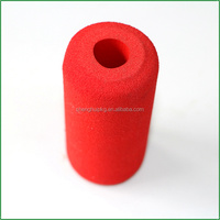 Custom factory sell recyclable eva foam protective rubber foam tube padding