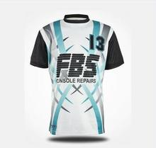 100% Polyester Sublimated Wholesales Football Jersey Unique Design Soccer Uniform