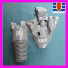 PDC none core drill bit directional pdc bits