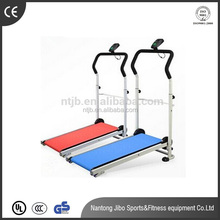Super cheap high qualityindoor fitness manual treadmill running machine