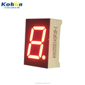 ROHS Approved 1 digit 0.50inch LED Display KH10501ASR1B-1 Red color 629~635nm 0.50inch 1 digit LED Display