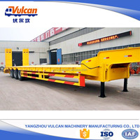 Factory Utility 3 Axle Low Bed