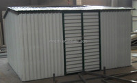 Big Shed Green Metal Garden Shed- DIY Steel Kit- Storage Sheds Sale