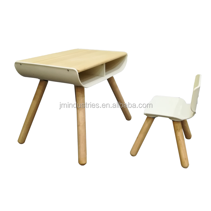 2018 Modern Kindergarten Furniture children Desk and Chair Kids table and Chair