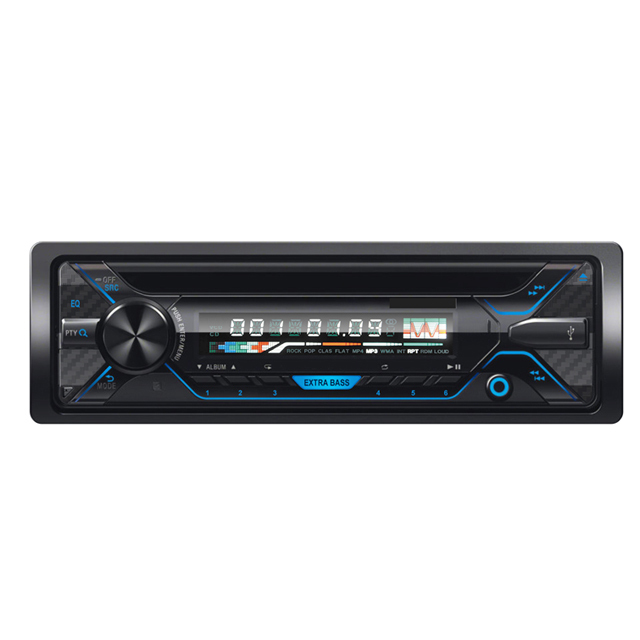 1 din Detachable panel Car DVD player with USB/SD amd Bluetooth