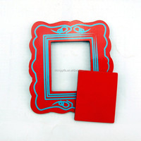 2015 Made in china product Photo Album/ love photo frame/ magnet frame photo