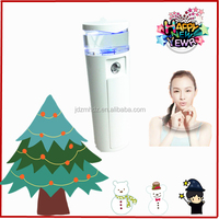 Best selling mini nano handheld beauty equipment mist sprayer face spa for skin therapy