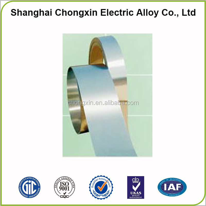 Excellent oxidatio Alchrome Strip / Nickel Alloy Sheet 0Cr15Al5