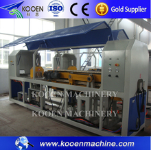 waterproof wood plastic composite sheet machine