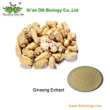 Natural Panax Ginseng Root Extract Powder & Capsule with Ginsenoside
