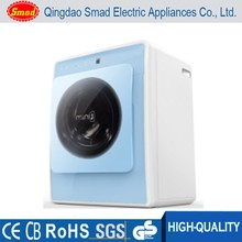 fully automatic front loading mini washing machine with 3kg