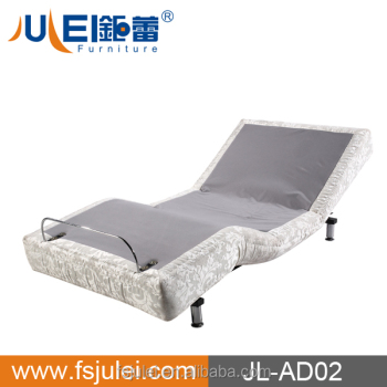 Single Adjustable Massage Bed With Remote Control