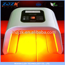 bacteria killing led led light therapy mask