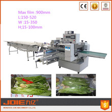 JOIE JY-900 High speed automatic horizontal flow packer /wrapper for big daily life products