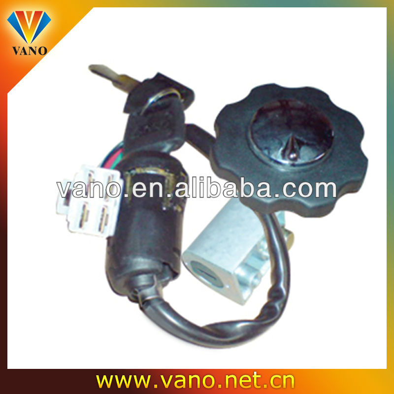 High quality motorcycle parts cg125 lock set for motorcycle
