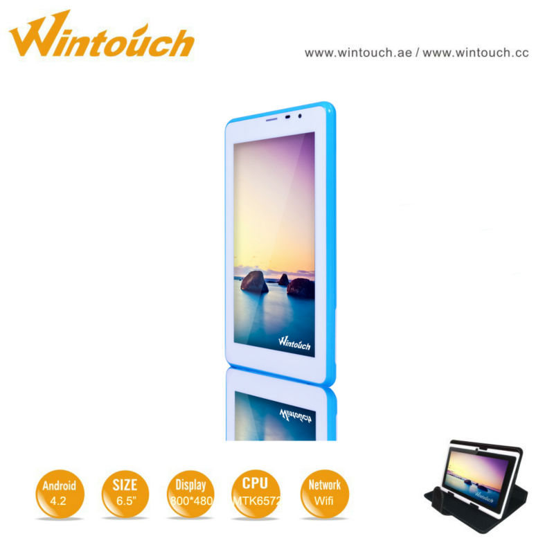 3g tablet pc phone clear voice vedio call HD 800*480 dual core speed long battery life slim tablet pc delicate