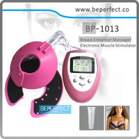 Enlargement vibrating breast massager