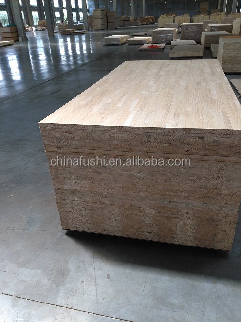 China Pine Solid finger joint Panels/China pine finger joint board manufacturer
