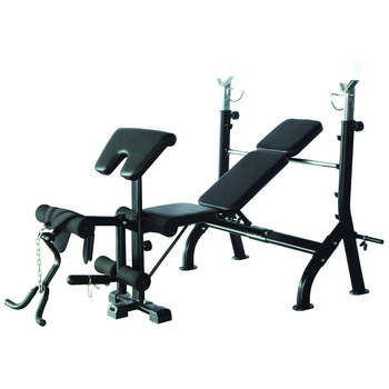 GS-3805 Abdominal Exercise Adjustable Weight Lifting Bench for Home Use
