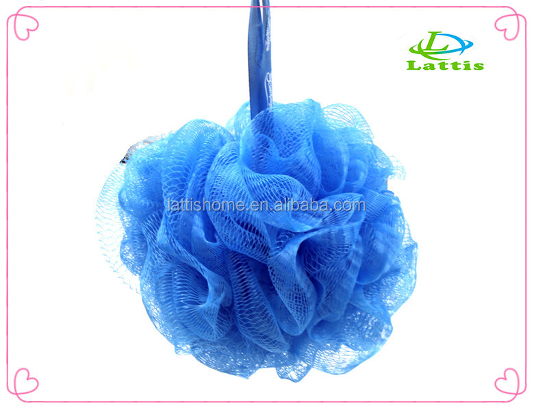 chinese colorful high quality of mesh sponge