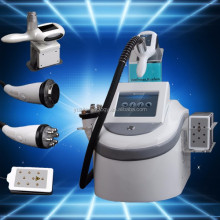 portable lipolysis cream/cryo lipolysis with Cavitation and RF 3 in 1 multifunctionslimming machine