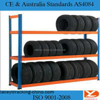 Yodoly customized tyre display rack (Auto 4S accessary rack)