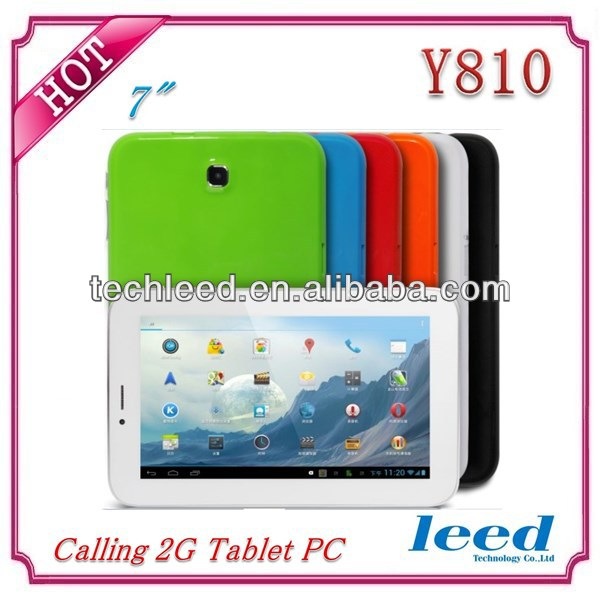 Nandflash 4G (8G/6G Optional ) Android 4.0 WIFI /BT MID Y810 support 3D Game