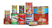 hot sale canned tuna price/best tuna fish/canned fish in Zhangzhou with good quality