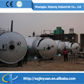 EU& USA standard: Most advanced tire pyrolysis plant , waste tyre recycling plant ,with CE,ISO,SGS