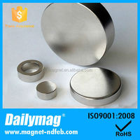 High performance strong 3000 gauss huge neodymium magnets